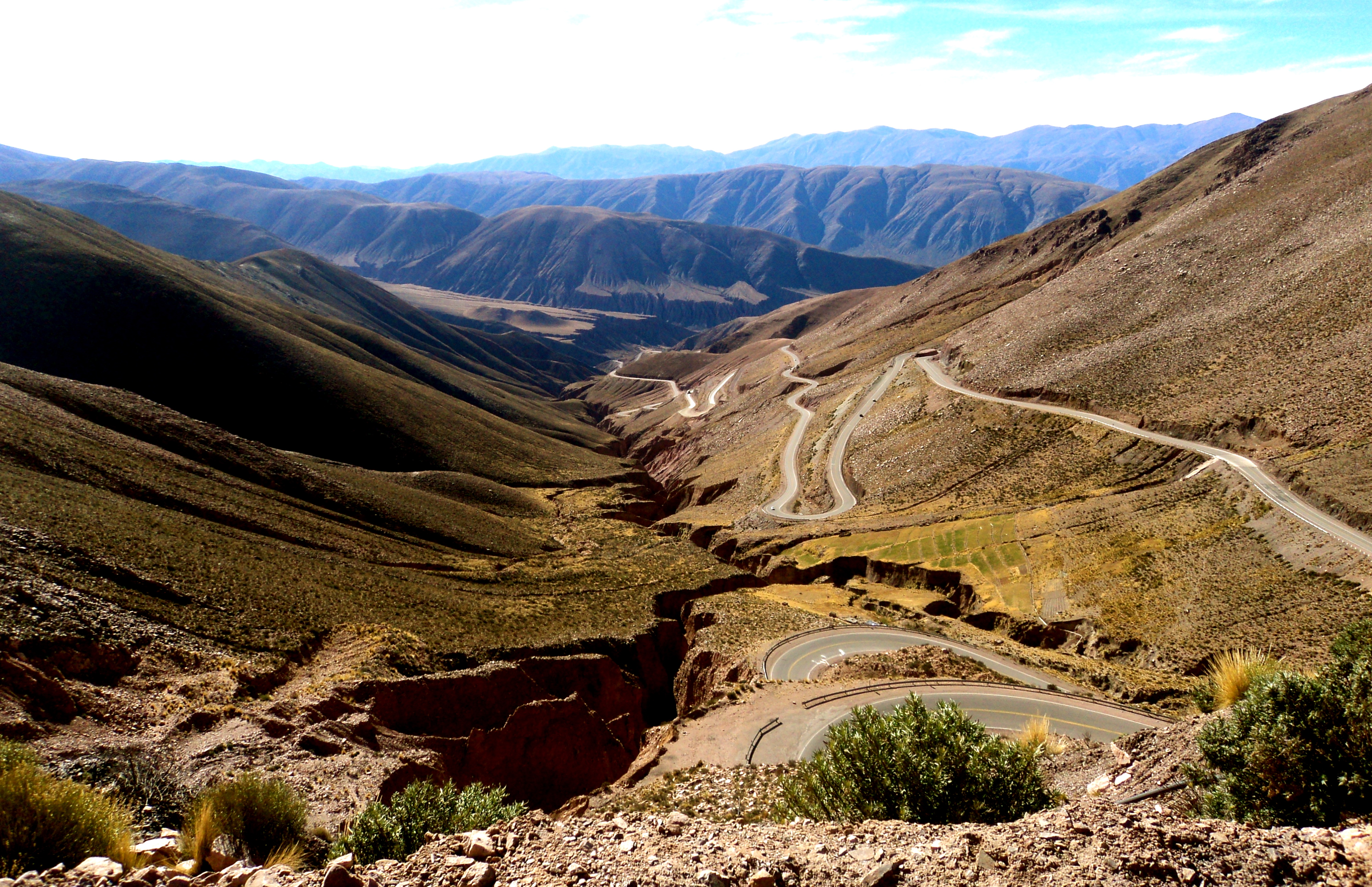 The Pre-Andes Mountains, Argentina